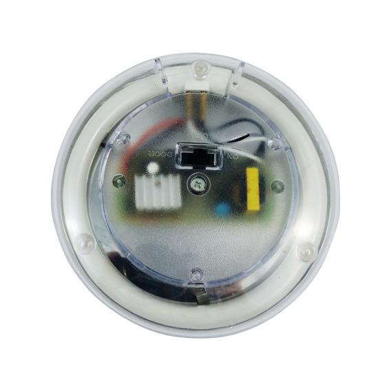 Luz Circular P/ Teto - 12 Volts