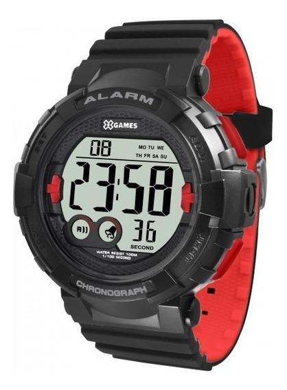 Relógio Xgames Xmppd529 Bxpv Masculino Preto - Refinado