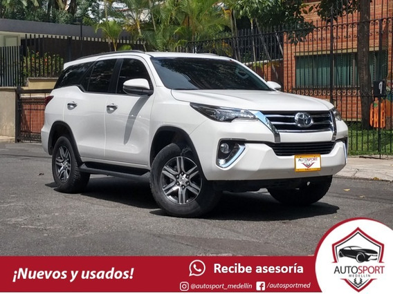 Toyota Fortuner Srv At 2.7 - Financiamos