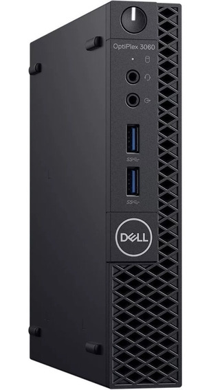 Mini Pc Dell Optiplex 3060 I5-8400t 32gb Mem M2-512gb Hd 2t