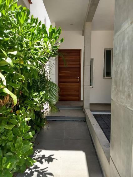 Vendo Casa En Arbolada 3recamaras,seguridad Y Alberca Cancún