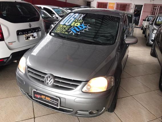 Volkswagen Fox City 1.0 8v 2006 (cinza) (flex)