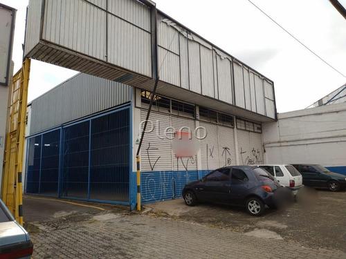 Imagem 1 de 14 de Barracão Para Aluguel Em Vila Teixeira - Ba029486