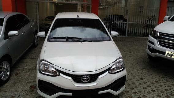 Toyota Etios 1.3 16v X Aut. 5p