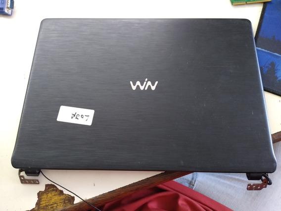 Tela Completa Led, Notebook Cce Win U25 Não Funciona A Tela