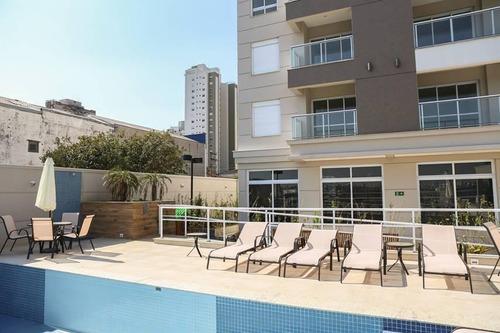Apartamento 1 Dormitorios 1 Vaga Na Vila Leopoldina - 5933