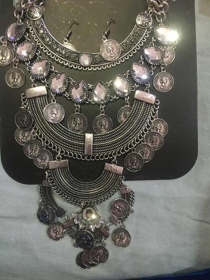 Collares Tipo India, Hermosos, Fashion, Glamour