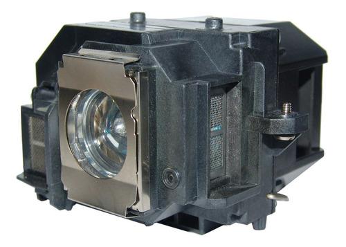 Imagen 1 de 5 de Lámpara Con Carcasa Para Epson Elp-lp54 / Elplp54 Proyector