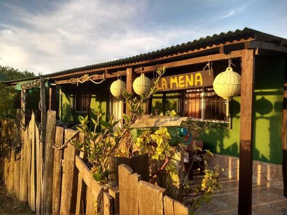 Casa La Mena Barra Del Chuy Uruguay ,a Metros Del Mar!!!