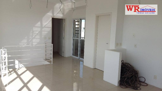 Apartamento Duplex Residencial À Venda, Casa Branca, Santo André. - Ad0010