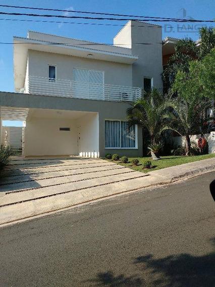Casa Com 3 Dormitórios À Venda, 178 M² Por R$ 789.000,00 - Jardim Pinheiros - Valinhos/sp - Ca10096