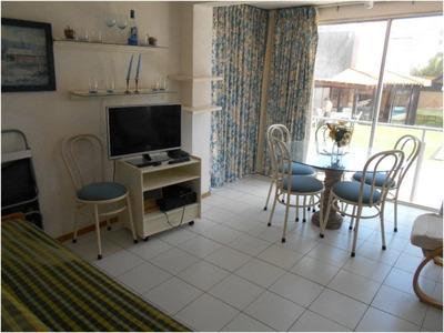 Apartamento En Alquiler Por Temporada De 1 Dormitorio En Península