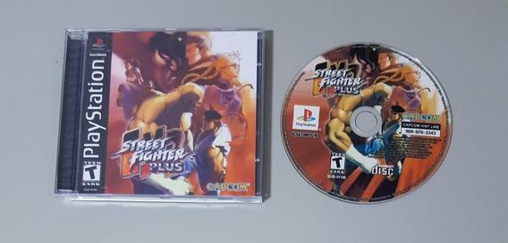 Ps1 - Street Fighter Ex2 Plus Ex 2 Plus - Patch