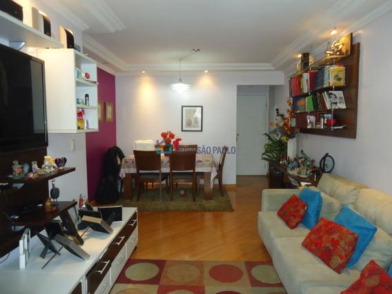 300 M Do Metrô São Judas, Apartamento De 03 Dorm, 01 Vaga, 94 M² Útil - Bi25263