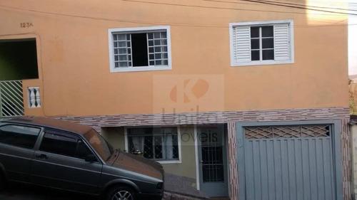 Imagem 1 de 11 de Casa Residencial À Venda, Parque São Vicente, Itatiba. - Ca1106