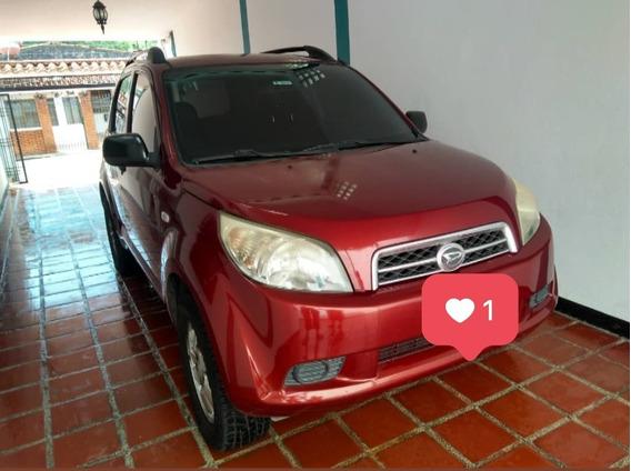 Toyota Terios 2008 Unico Dueño De Agencia Impecable