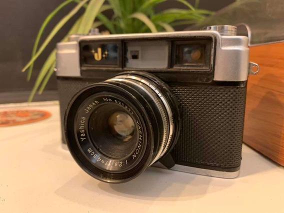 Câmera Analógica Yashica J