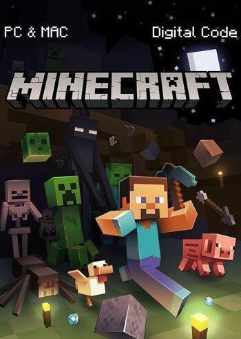 Imagem 1 de 3 de Minecraft Original Java Edition Pc
