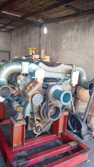 Motor Doosan 12 Cilindros