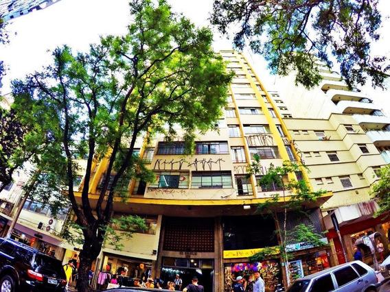 Apartamento Com 1 Quartos Para Comprar No Centro Em Belo Horizonte/mg - Mat1918