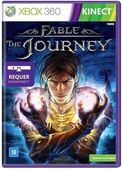 Game - Fable Journey Xbox 360 - Kinect