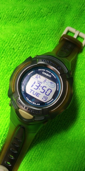 Relógio Casio Baby G Tough Solar Bg 801 Leia Descrição