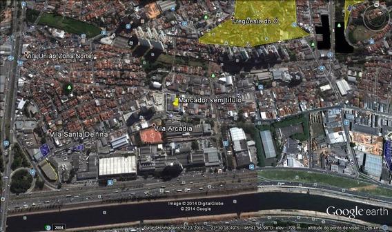 Terreno Para Venda, 3031.0 M2, Freguesia Do Ó - São Paulo - 2003