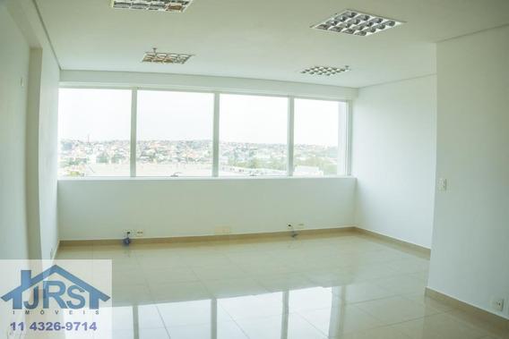 Sala Para Alugar, 42 M² Por R$ 1.500/mês - Tamboré - Barueri/sp - Sa0087