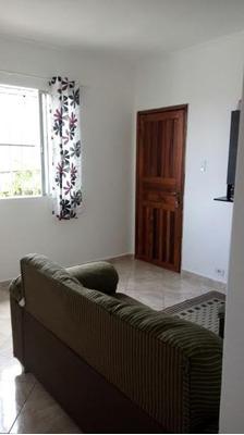 Apartamento 2 Dormitórios, Com Suíte Em São Vicente - 72
