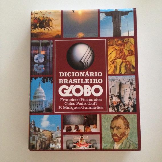 Livro Dicionário Brasileiro Globo Francisco Fernandes C2