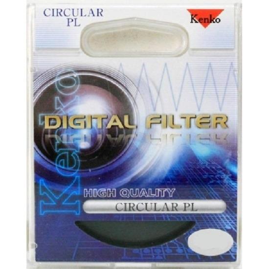 Filtro Polarizador Circular Kenko 77mm Garantia Novo