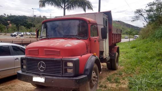 Mercedes-benz Mb 1113 Bascula Modulo