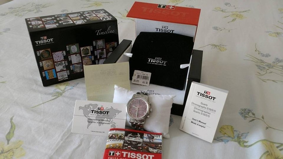 Relógio Tissot Prc200 - Com Caixa, Manual, Nf E Certificado