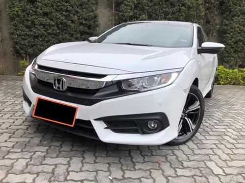 Honda Civic 2018 2.0 Exl Flex Aut. 4p