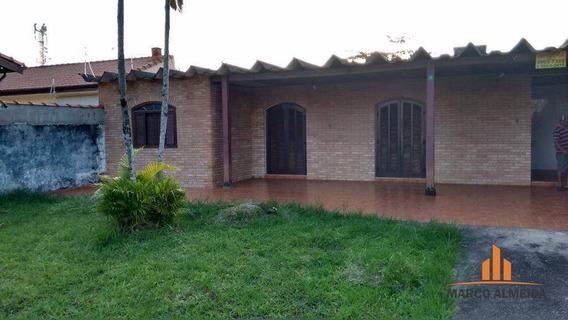 Edícula Residencial À Venda, Jardim Grandesp, Itanhaém - Ed0002. - Ed0002