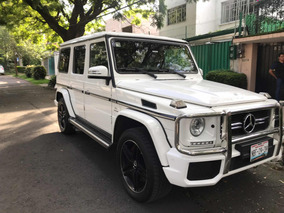 Mercedes-benz Clase G 63 Amg Blindada Nivel 3