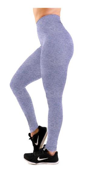 Calza/chupin Liso Fitness Crossfit Talles 1 Al 2 Art. 54
