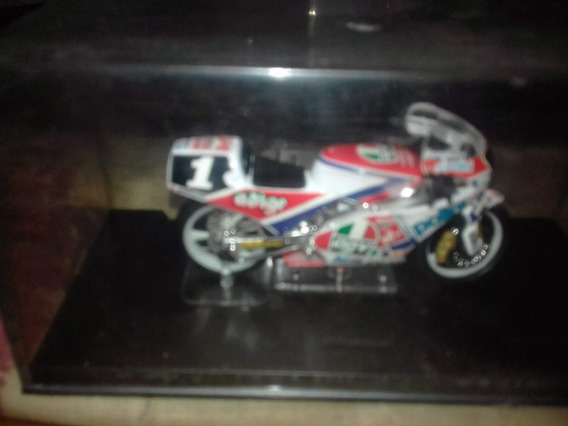 Coleccion Motos De Competicion Honda Rs 125 ,1991
