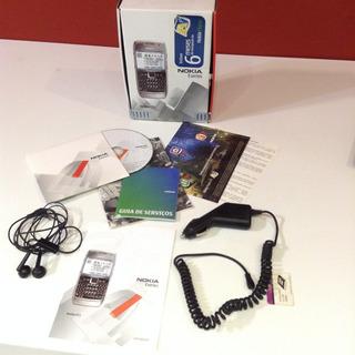 Nokia E71 - 3g, Wi-fi, Câmera 3.2mp, Gps, Fm - Desbloqueado