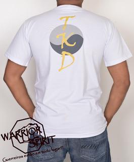 Camisa/camiseta De Artes Marciais - Taekwondo
