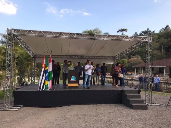 Aluguel Palco Praticavel Passarela Desfile São Bernardo Sp