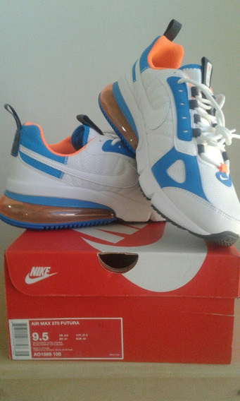 Oportunidad.zapatillas Nike Air Max 270 Futura.42 (27,5 Cm).