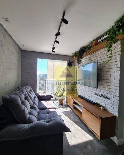 Imagem 1 de 11 de Apartamento À Venda, 44 M² Por R$ 371.000,00 - Vila Pirituba - São Paulo/sp - Ap3128