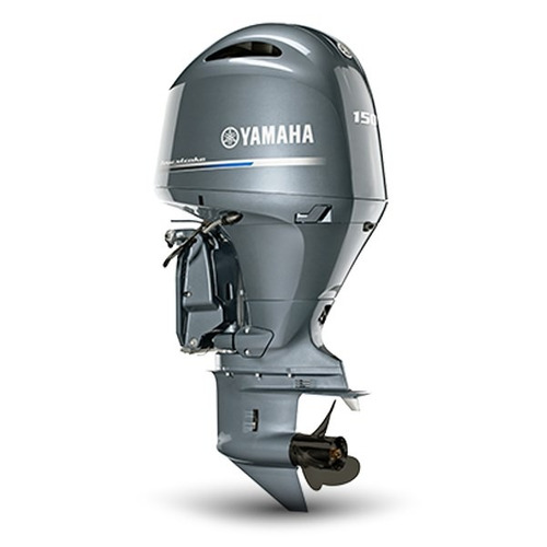 Imagem 1 de 4 de Motor De Popa Yamaha F150 Detx