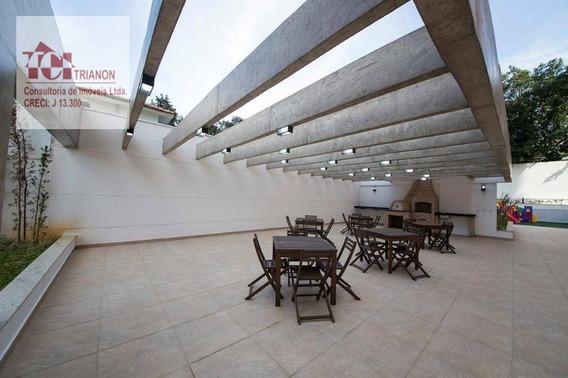 Apartamento Com 4 Dormitórios À Venda, 327 M² Por R$ 2.212.900,00 - Campestre - Santo André/sp - Ap2082