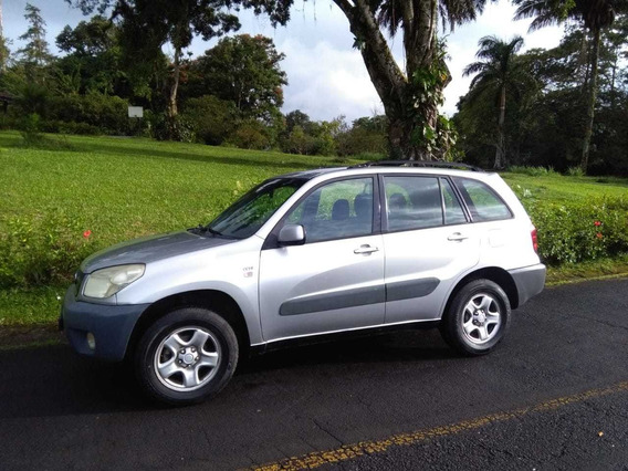 Toyota Rav4 Version Japonesa 2006 Plateado 2000 Cc