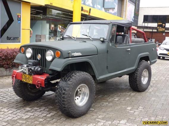 Jeep Comando Comando Americano