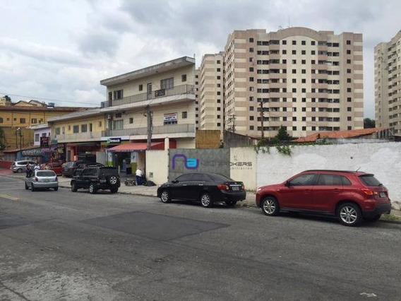 Terreno Comercial Para Locação, Cidade Líder, São Paulo - Te0065. - Te0065