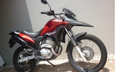 Honda Xre 300 Trilha
