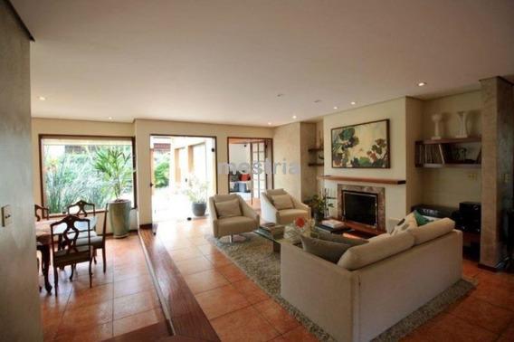 Alto De Pinheiros / Belíssima Casa Com 397 M² !! - Di30349